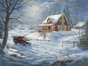 Beautiful winter scene a very merry christmas pinterest winter