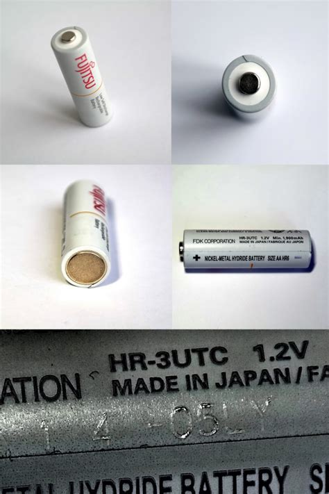 Powerbank Fujitsu 1900 Mah аккумулятор fujitsu hr 3utc 1900 mah и дольше года длится тест