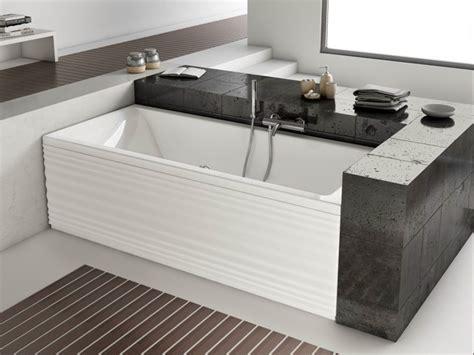 vasche da incasso vasca da bagno rettangolare da incasso moove vasca da