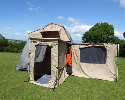 awning tent 2 0m x 2 5m expedition awning outdoor tent for 4x4s vans