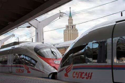 moscow to st petersburg train sapsan train buy sapsan train tickets online quickly and