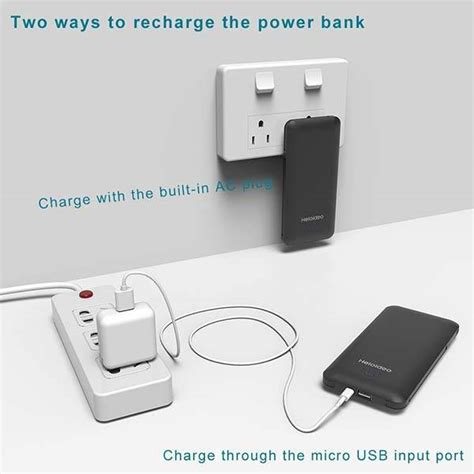 Connector Power Bank All In One heloideo all in one power bank with ac gadgetsin
