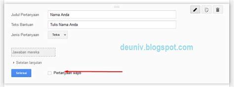 membuat kuesioner online menggunakan php menggunakan google form untuk kuesioner online deuniv
