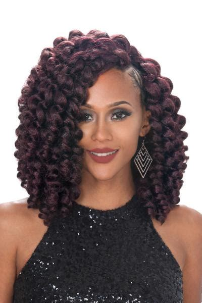 zury sister lace front braided jerry curl wig zury naturali star v 8 9 10 crochet braid rod set