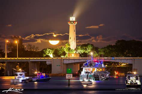bridges closed fort lauderdale boat parade boat parade jupiter lighthouse at drawbridge full moon
