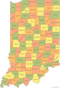 united states map of indiana indiana state map map3