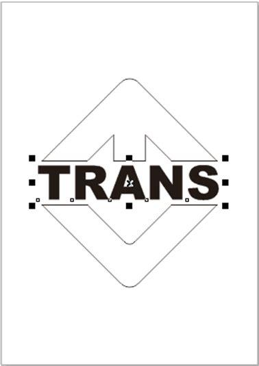membuat logo trans tv cara membuat logo trans tv dengan coreldraw video