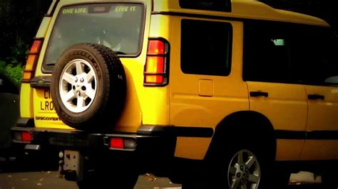 yellow land rover discovery land rover discovery g4 yellow youtube