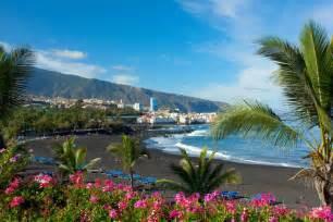 Tenerife s top ten beaches