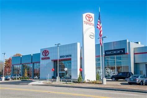 Boch Toyota Attleboro Ma Boch Toyota South Car Dealership In Attleboro Ma