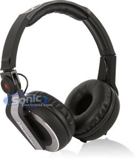 Headphone Hdj 500 pioneer hdj 500 k professional dj headphones black silver