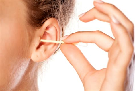 cleaning ears why you shouldn t use q tips to clean your ears mental floss