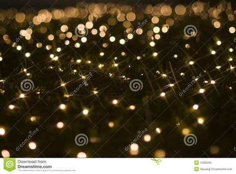 christmas holiday lights effects sparkling sequins stock