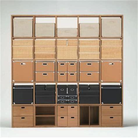 muji mobili mobili muji armadio componibile in legno design mag