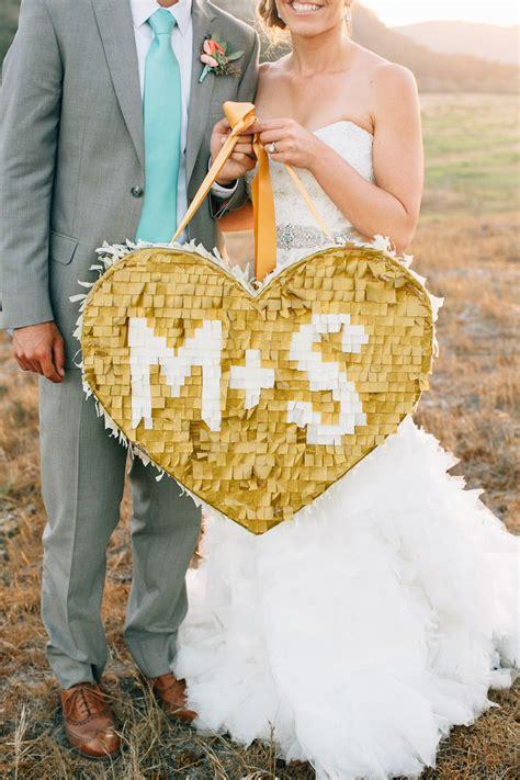braut pinata rustic fall wedding at holland ranch wedding pinterest