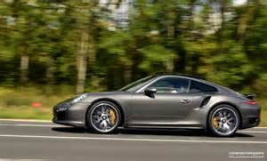 Porsche 911 Turbo S 2015 Test Drive 2015 Porsche 911 Turbo S Precise