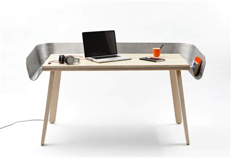 functional work desk homework by tomas kral