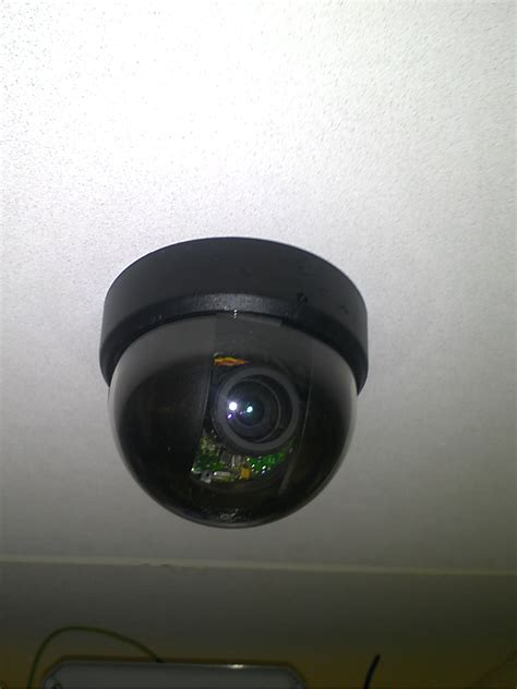 cameras in bedrooms using zoneminder with a cheap cctv rainbow chard
