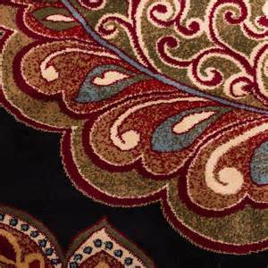 Paisley Area Rug Well Woven Wallaby Paisley Park Contemporary Area Rug Collection Rugpal 9113 3500