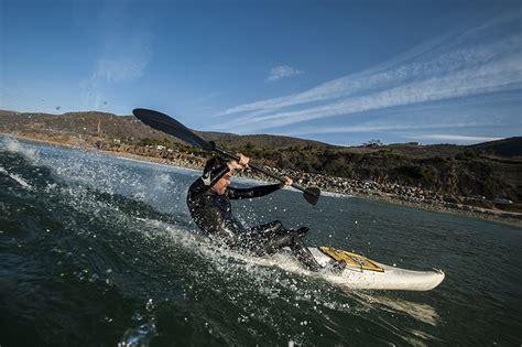 kayaking in malibu kayaker bitten by shark in malibu calif airlifted from