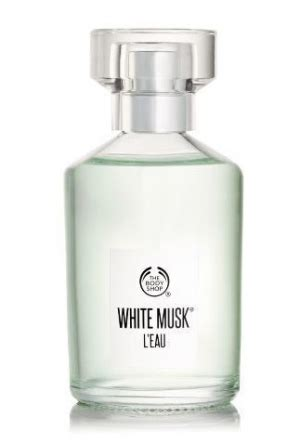 Parfum The Shop White Musk white musk l eau the shop perfume a new fragrance for and 2017