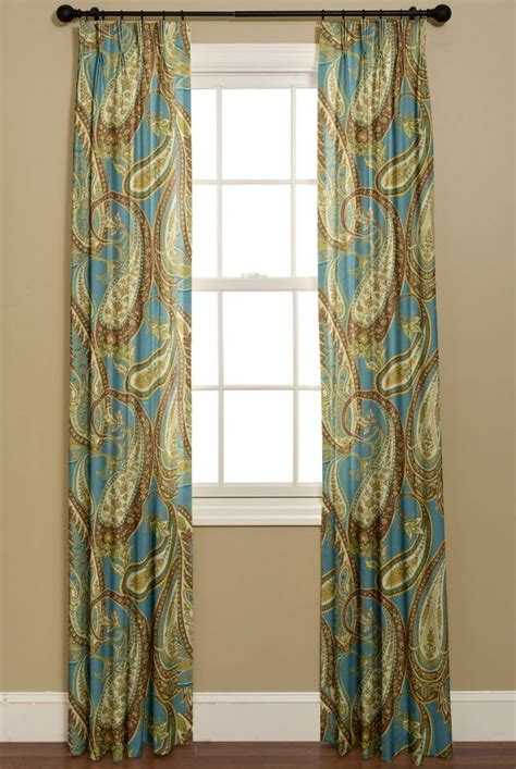 peacock curtains pin by teresa mitchell on paisley pinterest