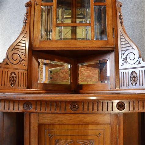 value of antique corner china cabinet antique corner cabinet china display cupboard victorian