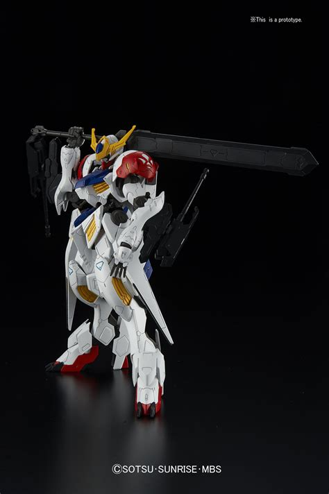 Bandai 1 100 Ibo Gundam Barbatos Best Seller gundam ibo 2nd season 1 100 scale mechanics gundam barbatos lupus tokyo otaku mode shop