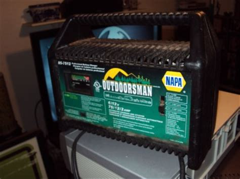 napa battery charger manual napa outdoorsman battery charger manual