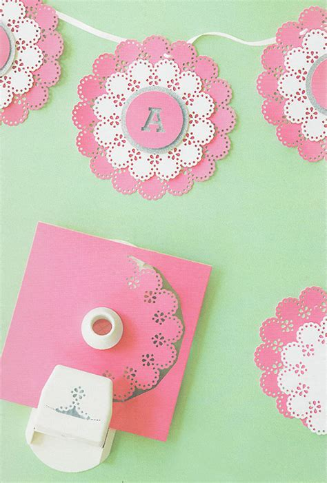 Martha Stewart Paper Crafts - martha stewart circle edge doily punch make each doily 3