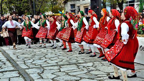traditional bulgarian festivals