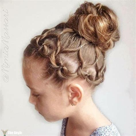 how to do fancy hairstyles for kids best 25 little girl braids ideas on pinterest braids