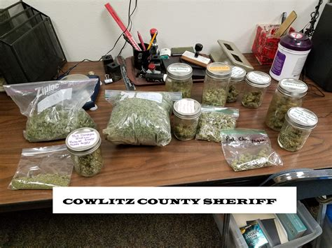 Cowlitz County Warrant Search Cowlitz Co Sheriff S Office News Via Flashalert Net