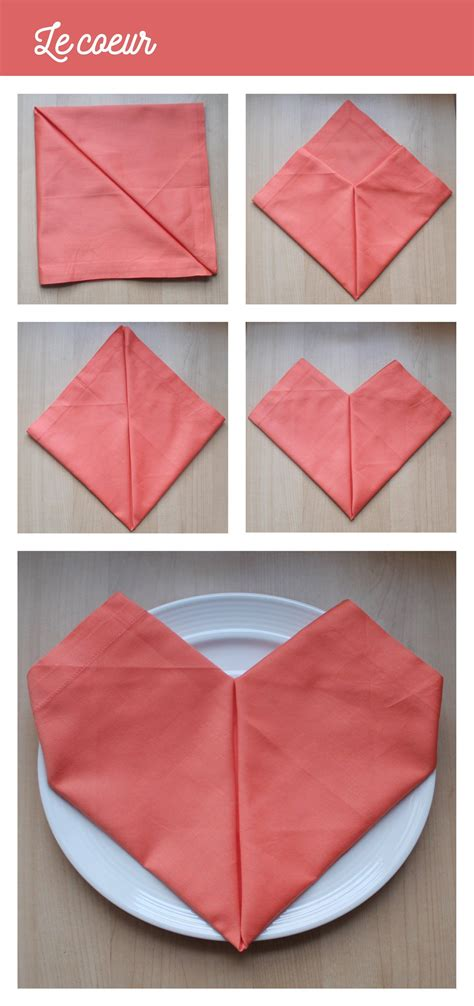 Pliage Serviette Tissu by Diy 10 Pliages De Serviettes Beaux Et Faciles Pliage