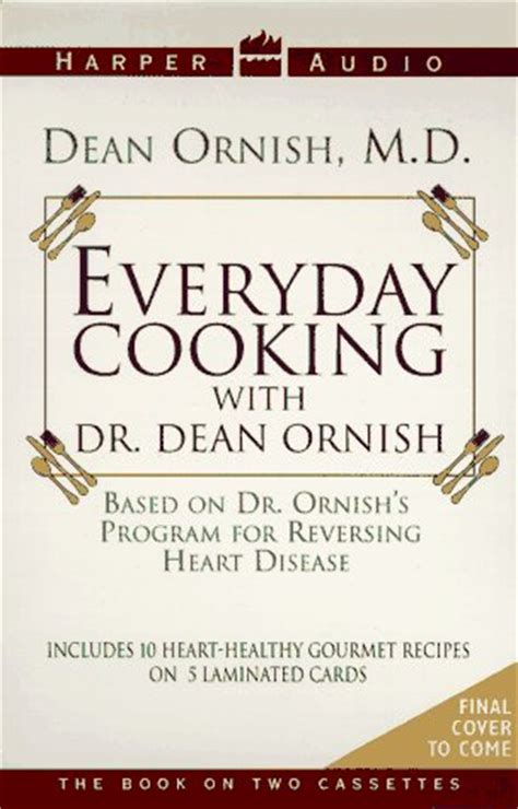 Cheapest Copy Of Everyday Cooking With Dr Dean Ornish By