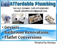 seal plumbing services johannesburg south contractors