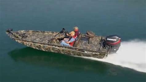 camo ranger boat 2015 ranger aluminum rt188c camo running footage youtube