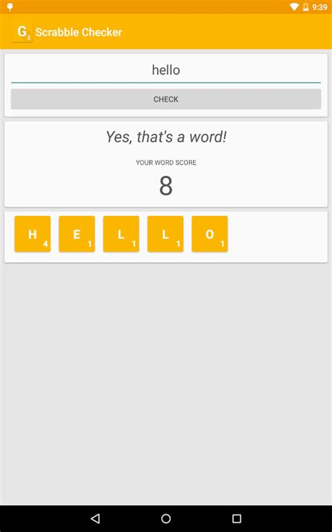 word checker scrabble scrabble checker android apps on play