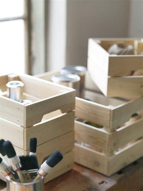 dove comprare cassette frutta legno creative works from vintage wine crates homesfeed