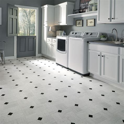 Art Deco layout design inspiration resilient vinyl floor