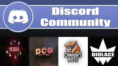 discord community youtuber discord community youtube