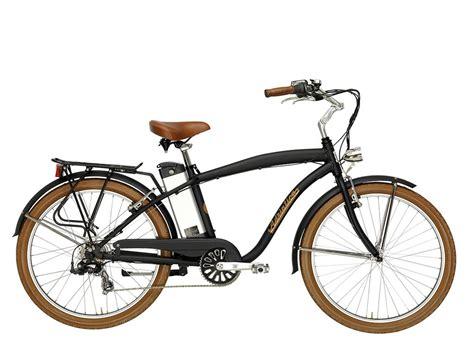 E Bike Cruiser by Electric Bicycle Cruiser E Bike