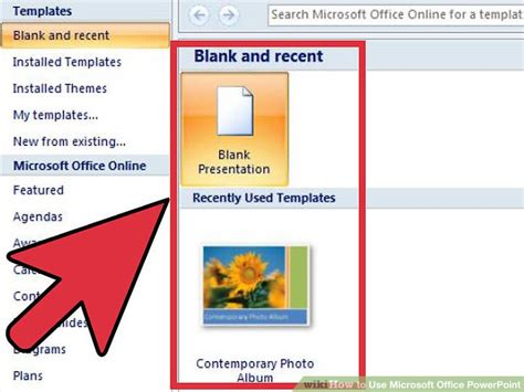 The Best Way To Use Microsoft Office Powerpoint Wikihow How To Make Ppt Template 2007