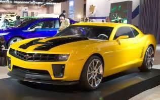 Chevrolet Transformers Cars Transformers Chevrolet Camaro Bumblebee