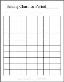 free printable 10x10 classroom seating chart student