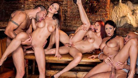 Hd group sex