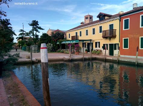 What Is A Colonial House by Torcello Island Of Venice Italy