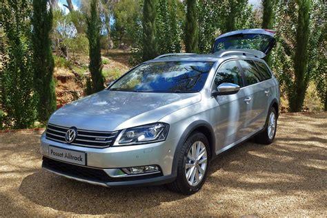 Volkswagen Alltrack Review by Volkswagen Passat Alltrack Review Caradvice