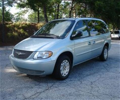 2002 chrysler town and country reviews 2002 chrysler town and country for sale review