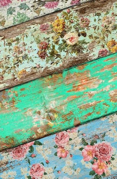 decoupage floors diy decoupage and paint wood floors vintage charm creations